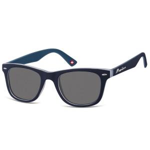 Ochelari Soare Montana Swiss Design Unisex Black + blue