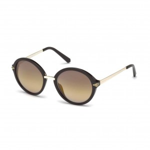 Ochelari de soare Femei Swarovski model SK0153 Negru