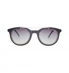 Ochelari de soare Unisex Made in Italia model SENIGALLIA Gri