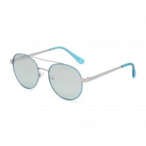 Ochelari de soare Guess model GF0367 Albastru