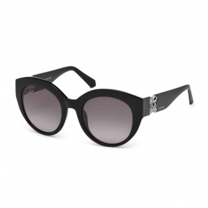 Ochelari de soare Femei Swarovski model SK0140 Negru