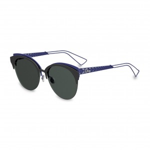 Ochelari de soare Femei Dior model DIORAMACLUB Negru