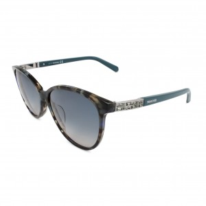 Ochelari de soare Femei Swarovski model SK0123-H Maro