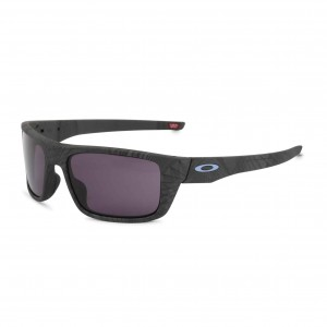 Ochelari de soare Barbati Oakley model DROPPOINT_0OO9367 Gri