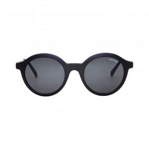 Ochelari de soare Unisex Made in Italia model CORNIGLIA Negru