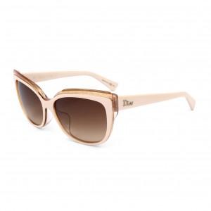 Ochelari de soare Femei Dior model DIORGLISTENF Roz
