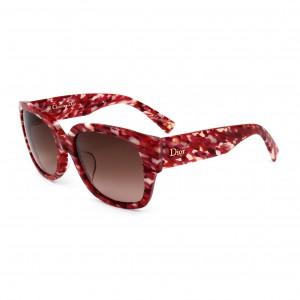 Ochelari de soare Femei Dior model DIORFLANELLEF Rosu