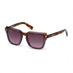 Ochelari de soare Femei Dsquared2 model DQ0285 Maro