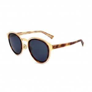 Ochelari de soare Femei Dior model DIOROBSCURE Galben