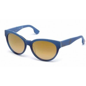 Ochelari de soare Femei Diesel model DL0124 Albastru