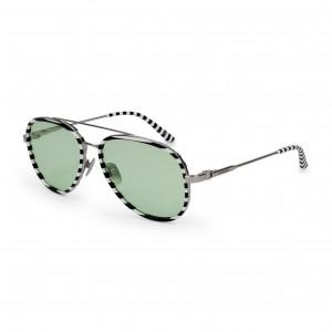 Ochelari de soare Unisex Calvin Klein model CK18103S Alb
