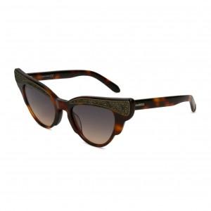 Ochelari de soare Femei Dsquared2 model DQ0313 Maro